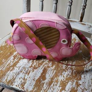 Stephen Joseph Accessories - SAMANTHA by STEPHEN JOSEPH pink elephant purse